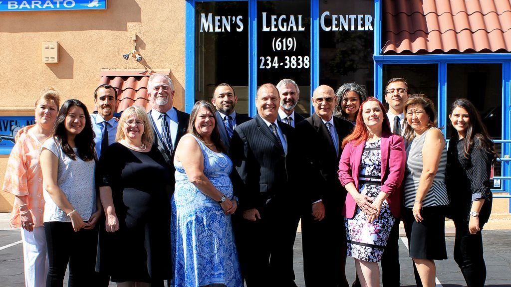 San Diego Men's Rights Lawyers