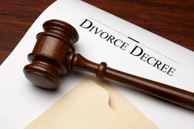 divorce california
