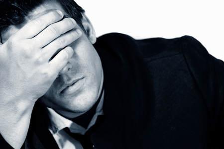depression during after divorce