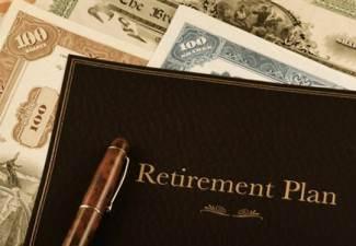 divorce retirement settlement