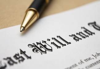 making a will during divorce