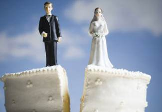 Height and divorce rates