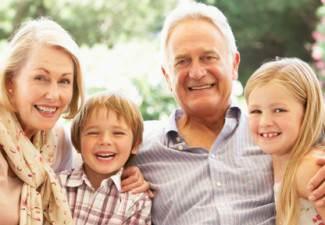 grandparents and divorce