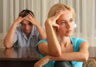 men and women divorce