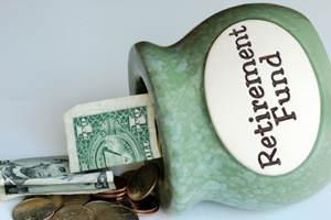 retirement fund and divorce