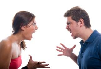 anger issues in divorce