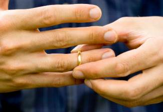 divorce ex new relationship