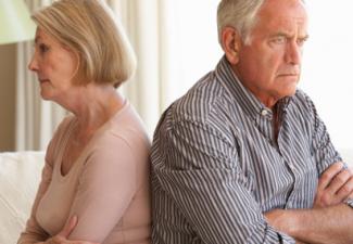 gray divorce growing trend