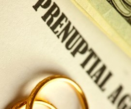 Questions before signing a Prenup
