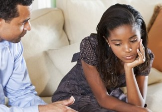 teenagers and divorce