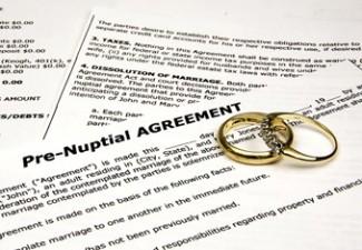 prenup, prenuptial agreement, divorce, san diego