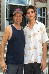 RJ & Son at Ole Miss