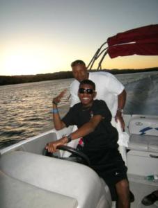 Patrick and Marquis, Havasu 2011