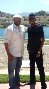 Patrick and Marquis, Father's Day 2014