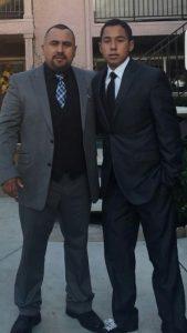 Joe Vargas and Son Cisco