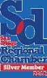 SDChamber Silver Member logo 2017