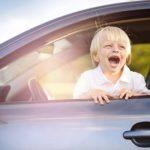 road trip, children, kids, kids in the car, children in car, road trips with children